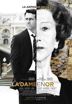 Affiche du film La dame en or