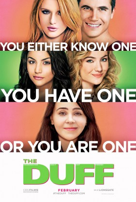 Film poster for The Duff