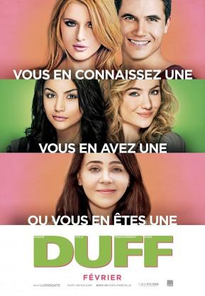 Affiche du film Duff