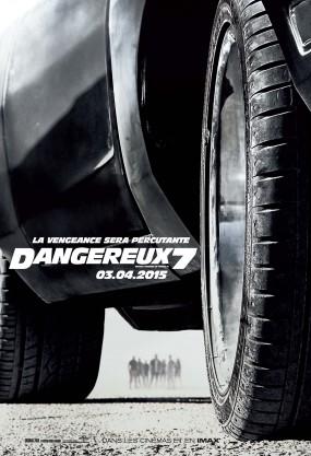 Affiche du film Dangereux 7