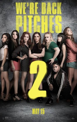 Movie poster ot the film Pitch Perfect 2