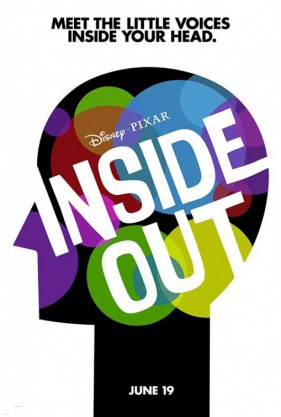 Film poster for the film Inside Out 3D