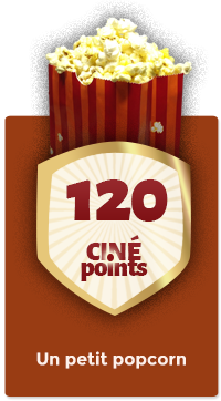 120 CINÉ points