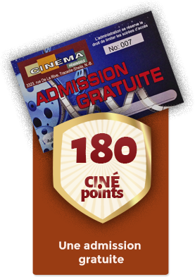 180 CINÉ points