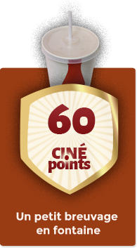 60 CINÉ points