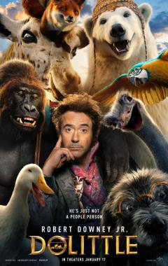 Affiche du film Dolittle