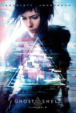 Affiche de Ghost in the Shell - Le film