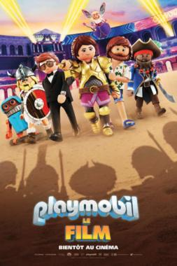 Afficeh du film Playmobil : Le Film