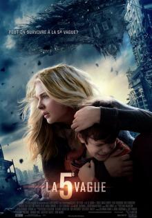 Affiche du film La 5e vague