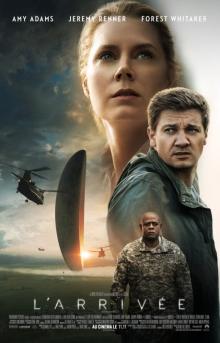 Affiche du film L'arrivée