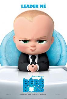 Affiche du film Le bébé boss