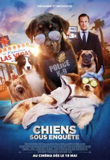Affiche du film Chiens sous enquête