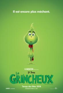 Affiche du film Dr. Seuss Le Grincheux