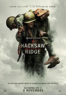 Affiche du film Hacksaw Ridge