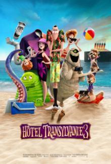 Affiche du film Hôtel Transylvanie 3 : Les vacances d'été