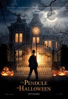 Affiche du film La pendule d'Halloween