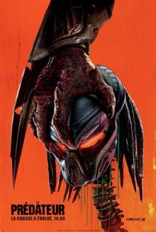 Affiche du film Le prédateur