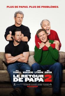Affiche du film Le retour de papa 2