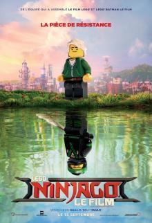 Affiche du film LEGO NINJAGO le film