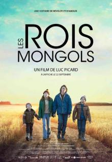 Affiche du film Les rois mongols