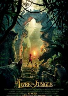 Affiche du film Le livre de la jungle
