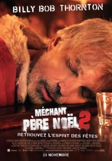 Affiche du film Méchant Père Noël 2