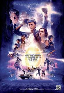 Affiche du film Player One
