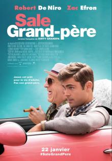 Affiche du film Sale grand-père