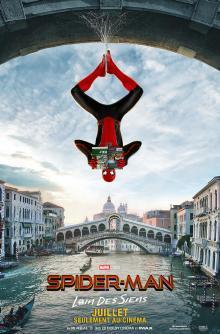 Affich du film Spider-Man : Loin de ssiens
