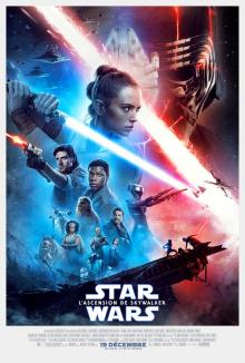 Affiche du film Star Wars : L'ascension de Skywalker