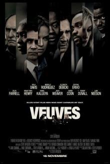 Affiche du film Veuves