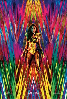 Affiche du film Wonder Woman 1984