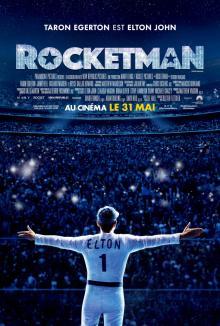 Affiche du filme Rocketman
